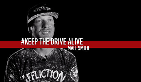 Matt Smith // KEEP THE DRIVE ALIVE