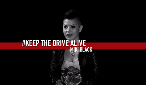 Miki Black - Part IV // KEEP THE DRIVE ALIVE