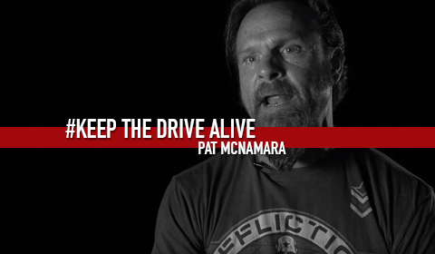 Pat McNamara - Part II // KEEP THE DRIVE ALIVE