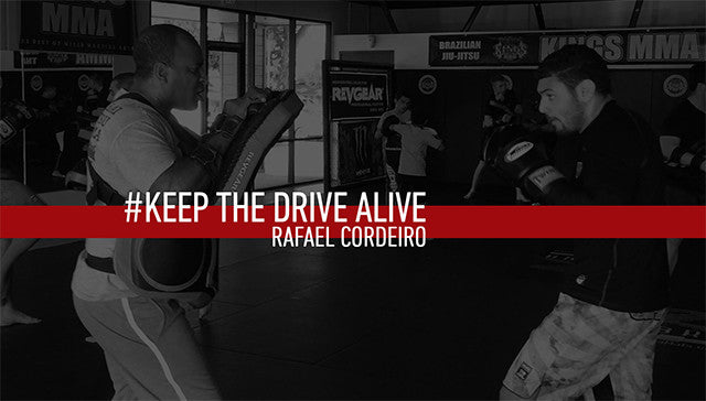 Rafael Cordeiro // KEEP THE DRIVE ALIVE
