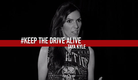 Taya Kyle - Part II // KEEP THE DRIVE ALIVE