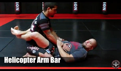 Affliction Tip Tuesday - Helicopter Arm Bar