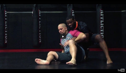 Affliction Tip Tuesday - Finish with Ground/Pound or Head/Arm Choke