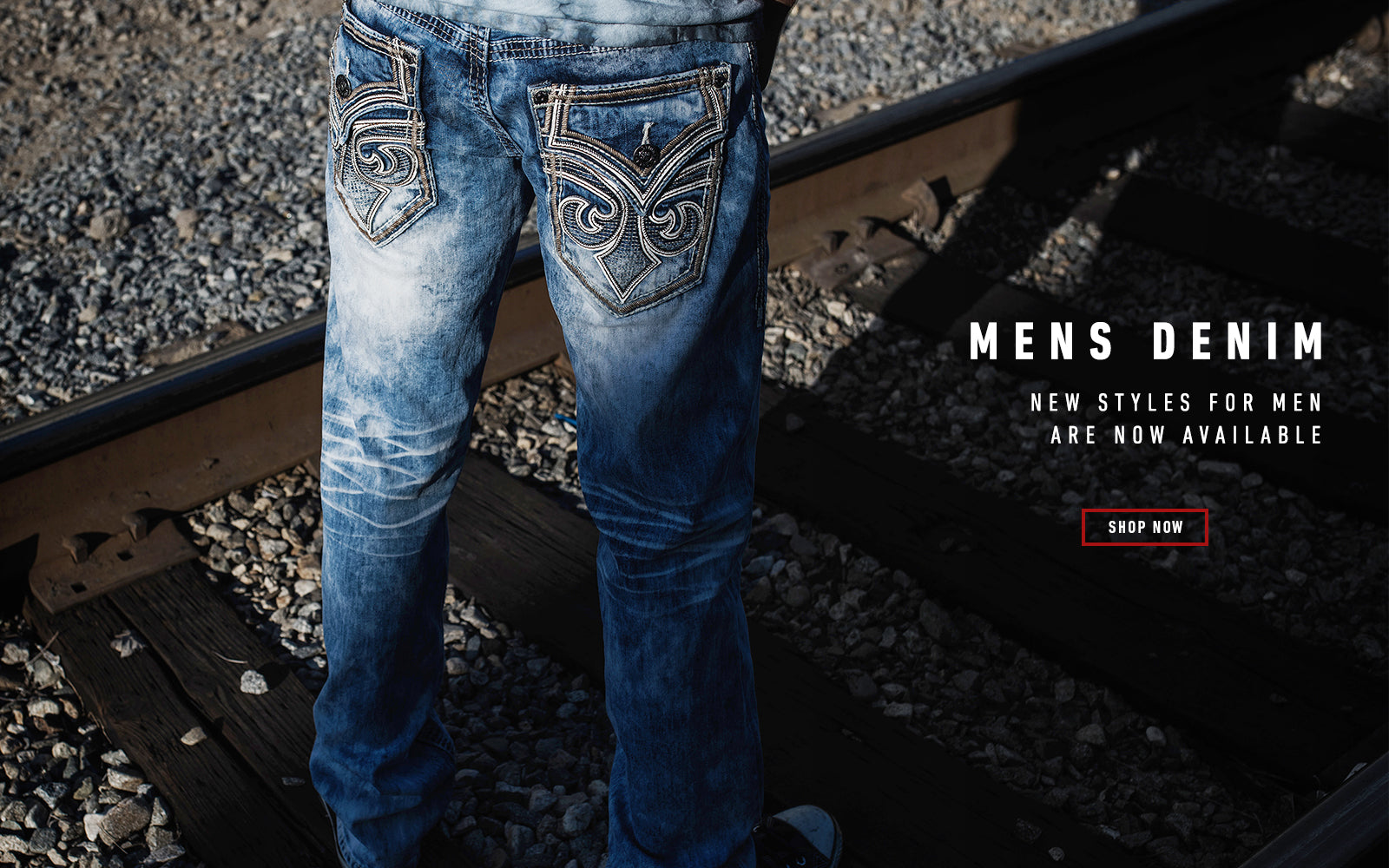 mens denim new styles for men are now available shop now