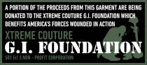 RANDY COUTURE - FREEDOM DEFENDER - GI FOUNDATION