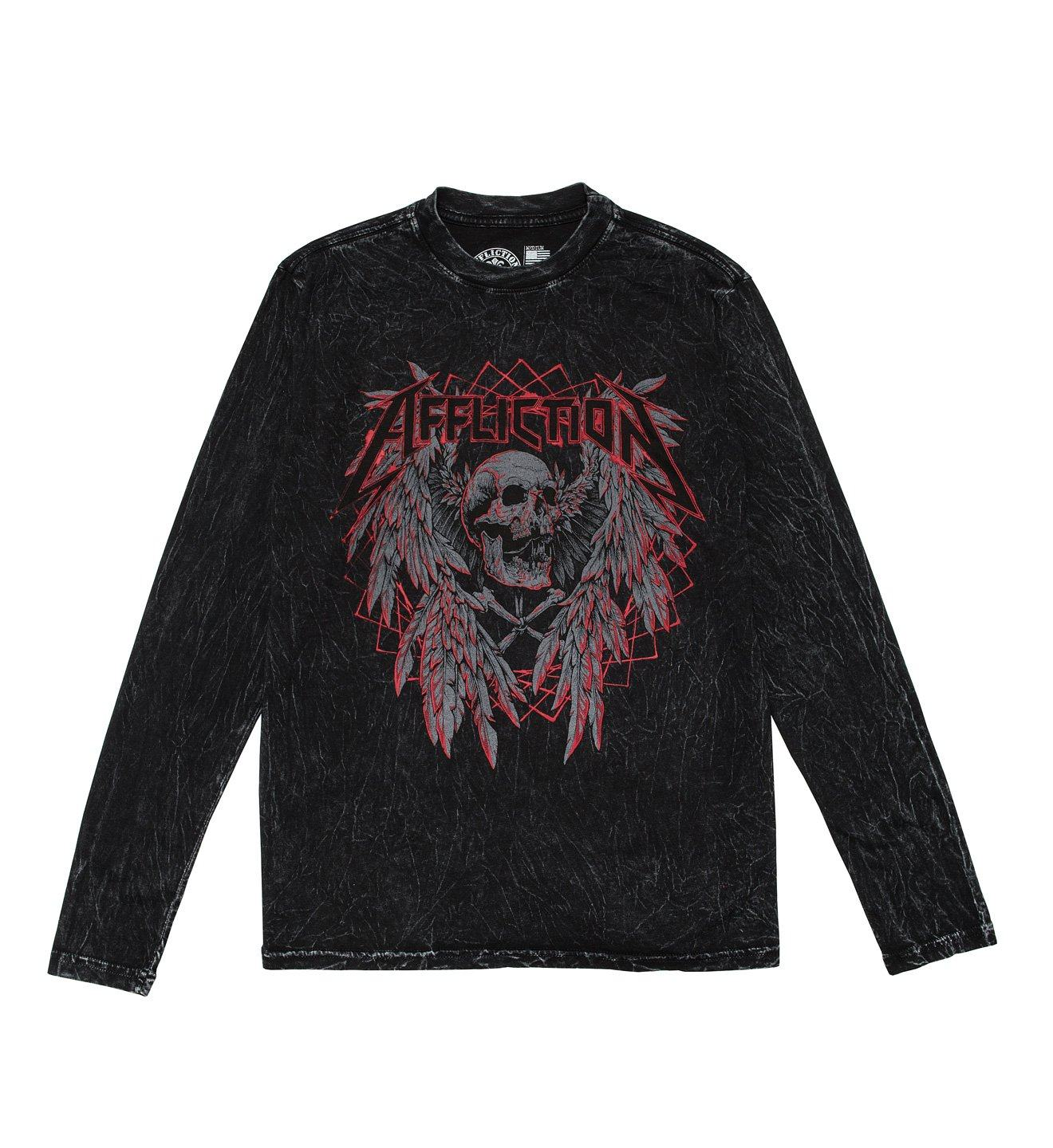 Kids Long Sleeve Tees - AC Scrimshaw - Youth