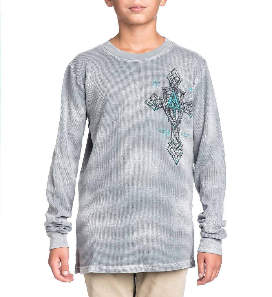 Kids Long Sleeve Tees - Live Fast Prime - Youth
