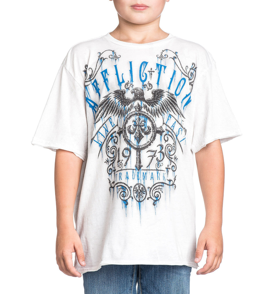 Kids Short Sleeve Tees - Condemned - Youth
