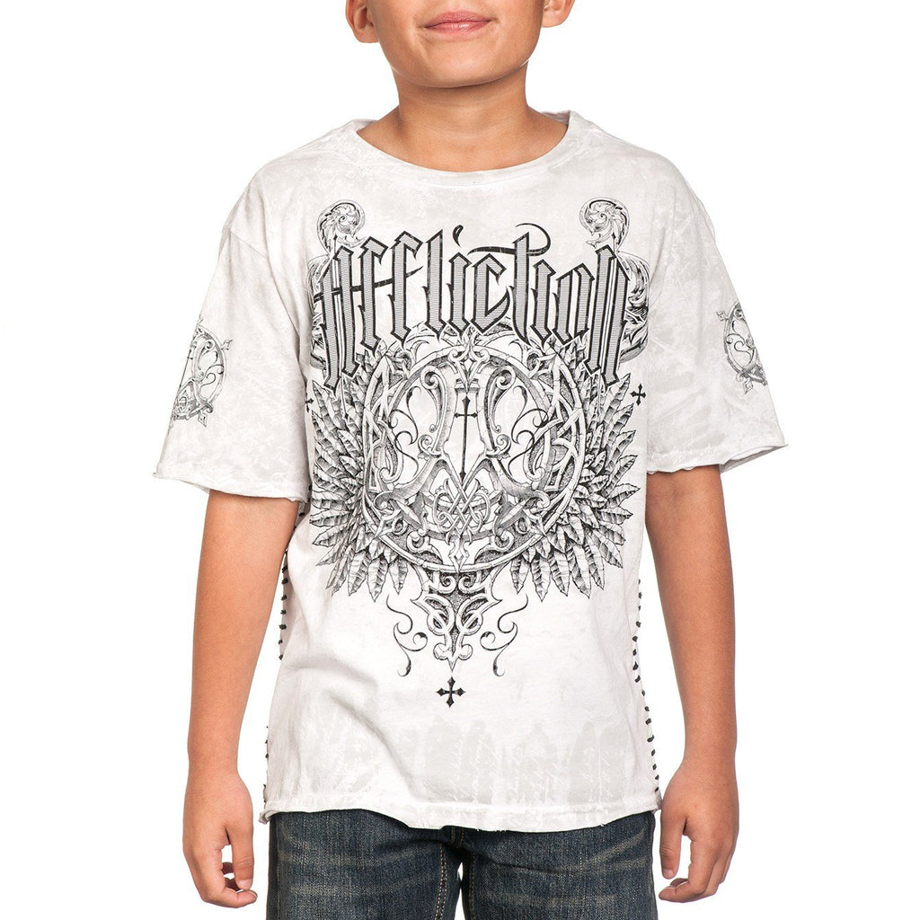 Kids Short Sleeve Tees - Deluxe - Youth