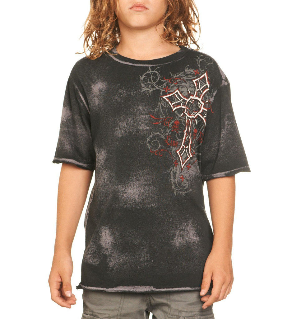 Kids Short Sleeve Tees - Legible - Youth