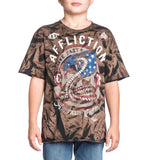 Kids Short Sleeve Tees - Lethal Injection- Youth