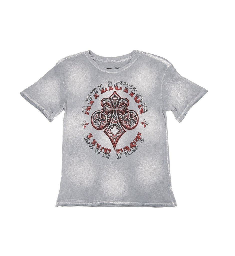 Kids Short Sleeve Tees - Royale Connect - Youth
