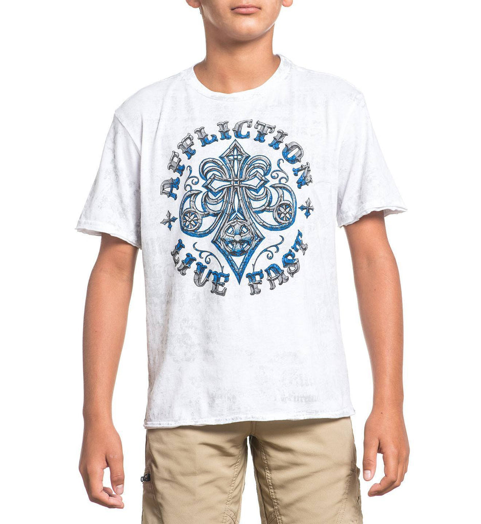 Kids Short Sleeve Tees - Royale Impact / Youth