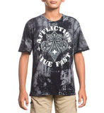 Kids Short Sleeve Tees - Royale - Youth