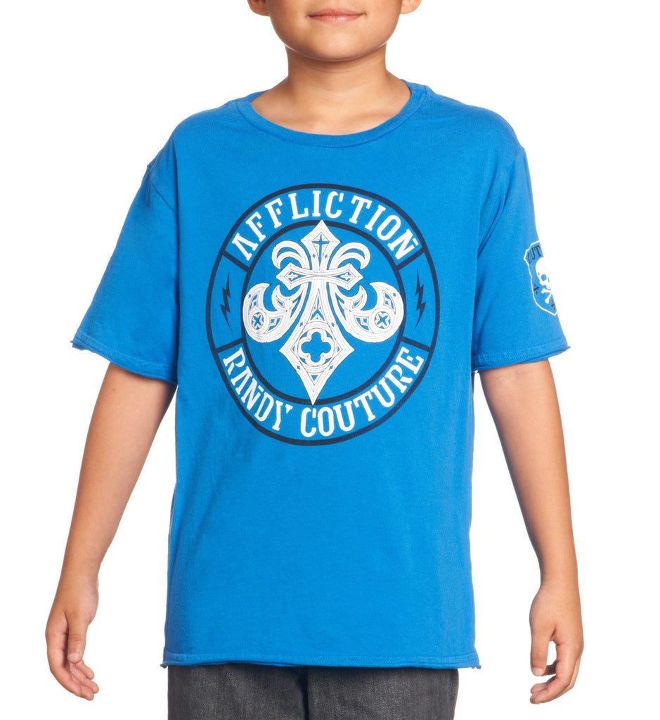 Kids Short Sleeve Tees - Team Couture - Youth
