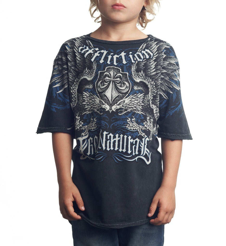 Kids Short Sleeve Tees - The Natural - Youth