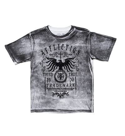 Tried Dusk - Youth - Kids Short Sleeve Tees - Affliction Clothing