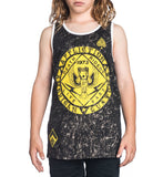 Kids Tank Tops - Fortunate Son Reversible Tank - Youth