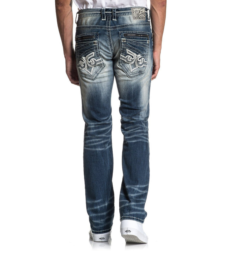 Ace Armory Jacksonville - Mens Denim Bottoms - Affliction Clothing