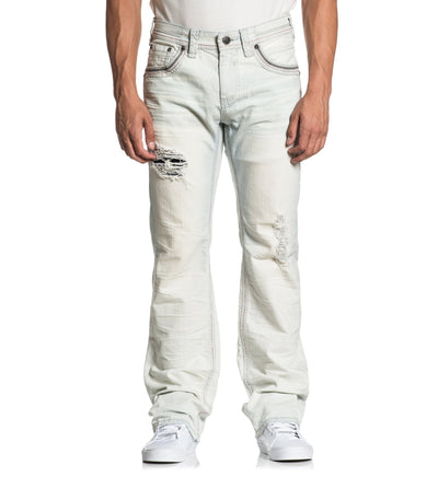 Mens Denim Bottoms - Blake Fleur Morris