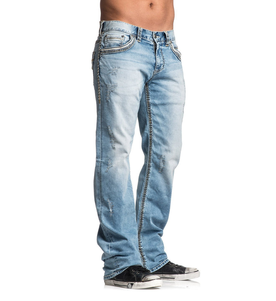 Mens Denim Bottoms - Blake Standard