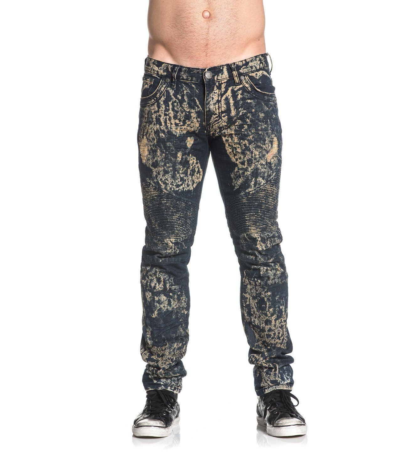 Gage Standard Denmark - Mens Denim Bottoms - Affliction Clothing