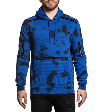 Above Me P/O Hood - Mens Hooded Sweatshirts - Affliction Clothing
