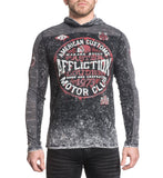 Mens Hooded Sweatshirts - Freedom Tribe