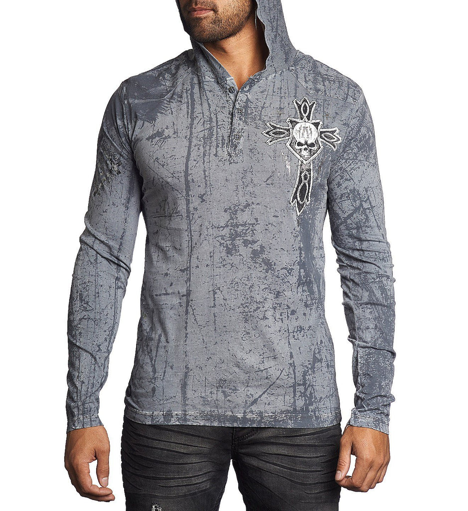 Mens Hooded Sweatshirts - National