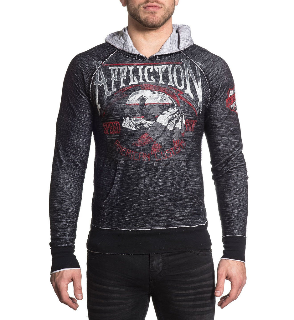 Mens Hooded Sweatshirts - Thunder Shop