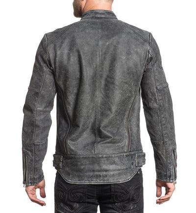 Black Moon Riders - Mens Jackets - Affliction Clothing