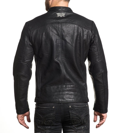 Breaking The Law - Mens Jackets - Affliction Clothing