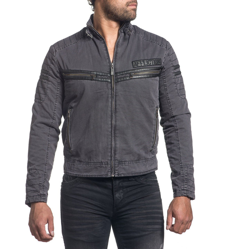 Mens Jackets - California Speed Jacket