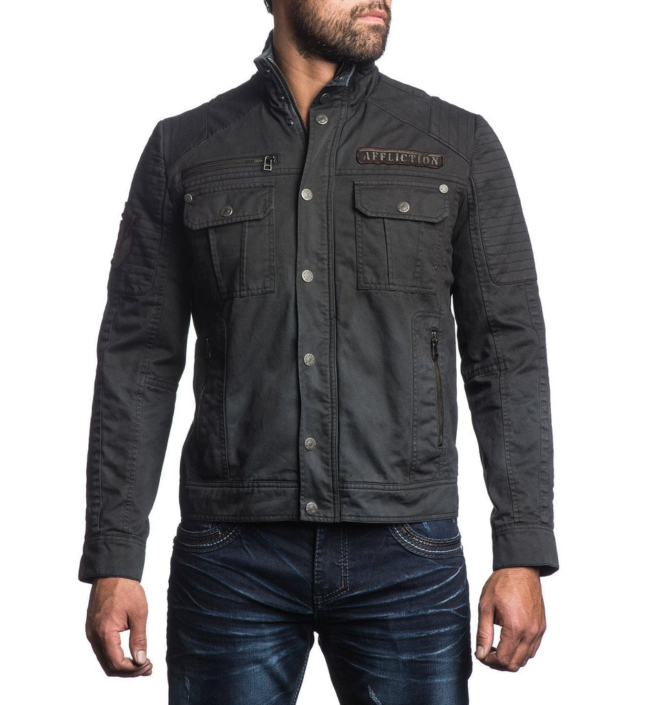 Mens Jackets - Dusty Trail