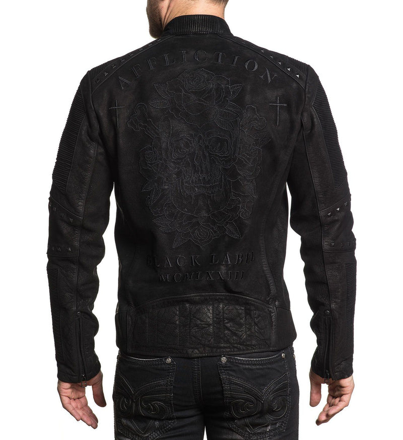 Enigma Jacket - Mens Jackets - Affliction Clothing