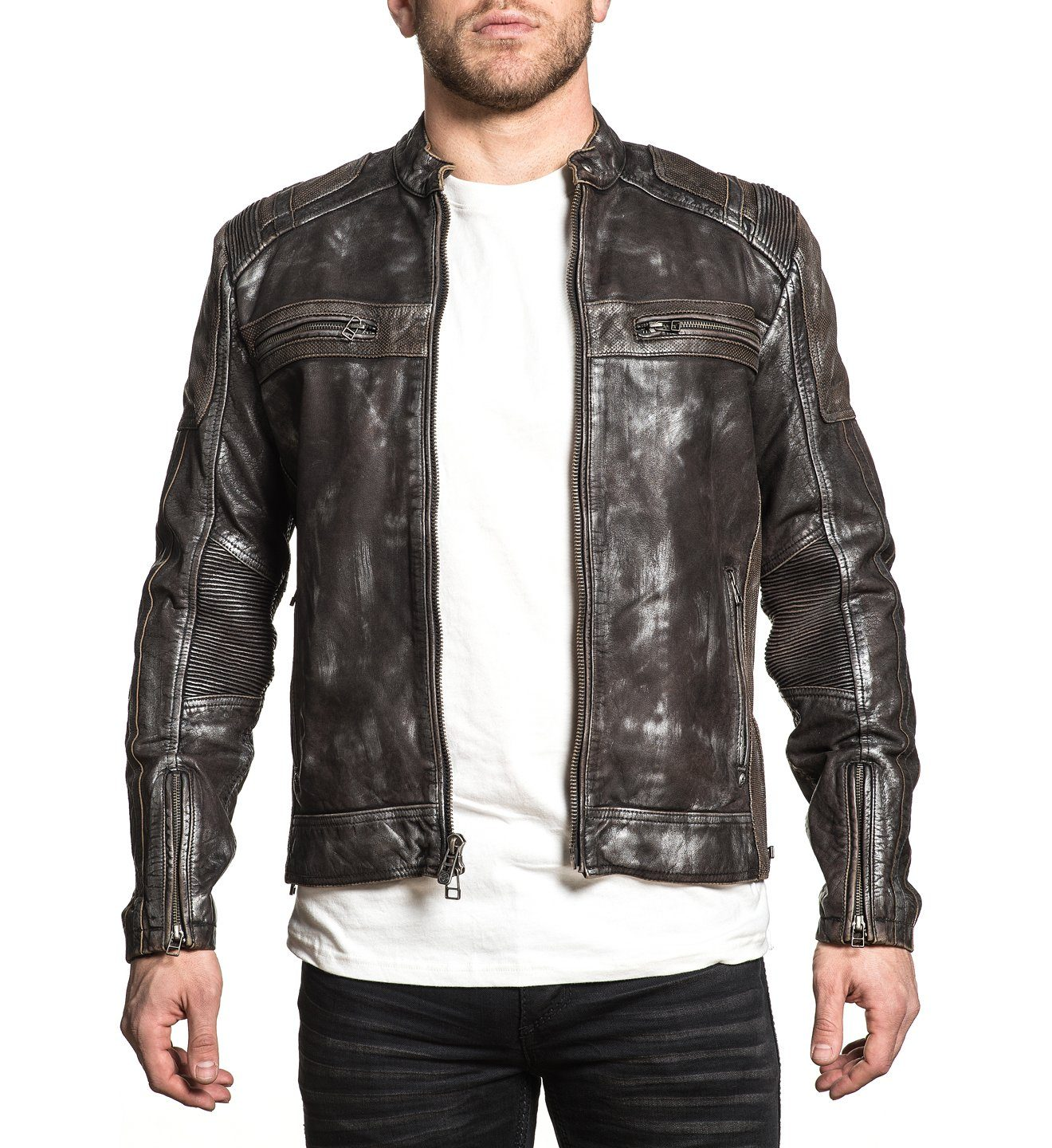 Mens Jackets - Evident Jacket