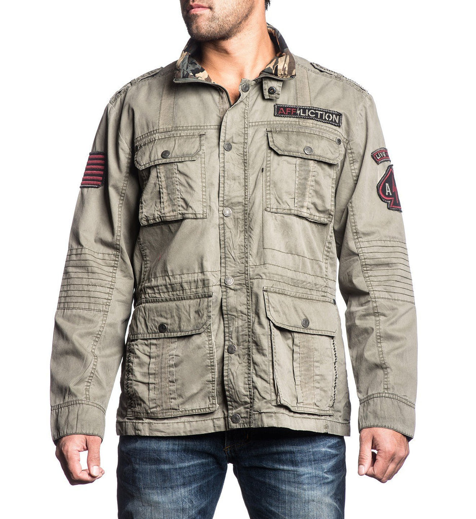 Mens Jackets - Flash Point
