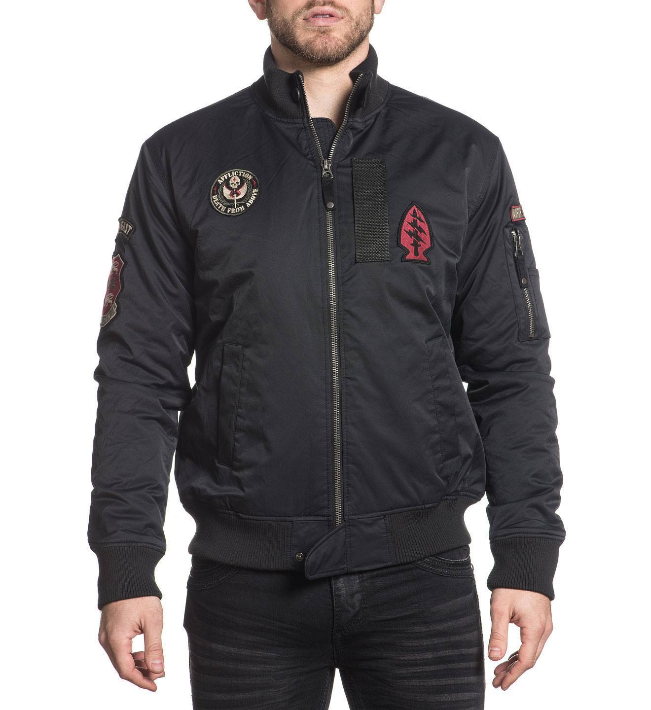 Fly High - Mens Jackets - Affliction Clothing