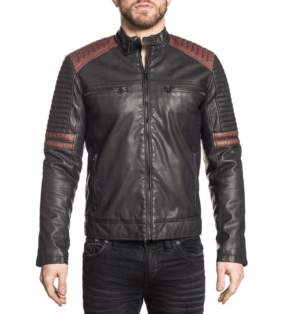 Mens Jackets - Horsepower Jacket