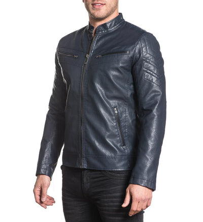 Mens Jackets - Liberty Moto Jacket