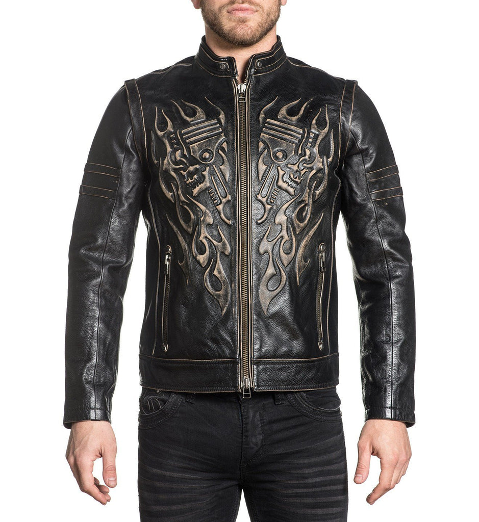 Mens Jackets - Rebellious