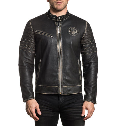 Mens Jackets - Socialist Jacket