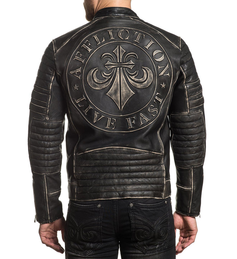 3c968f77280cf Socialist Jacket - Mens Jackets - Affliction Clothing