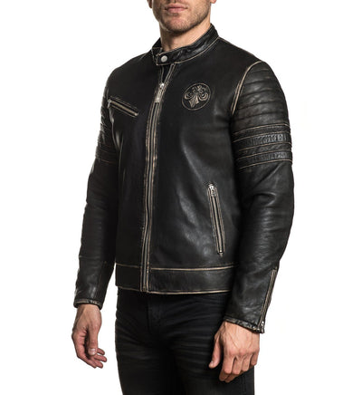 Socialist Jacket - Mens Jackets - Affliction Clothing