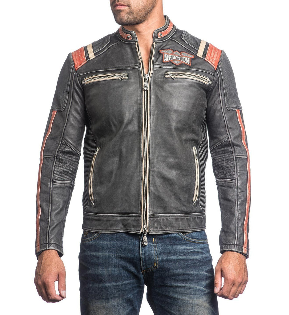 Mens Jackets - Speed Shop
