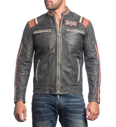 Speed Shop - Mens Jackets - Affliction Clothing