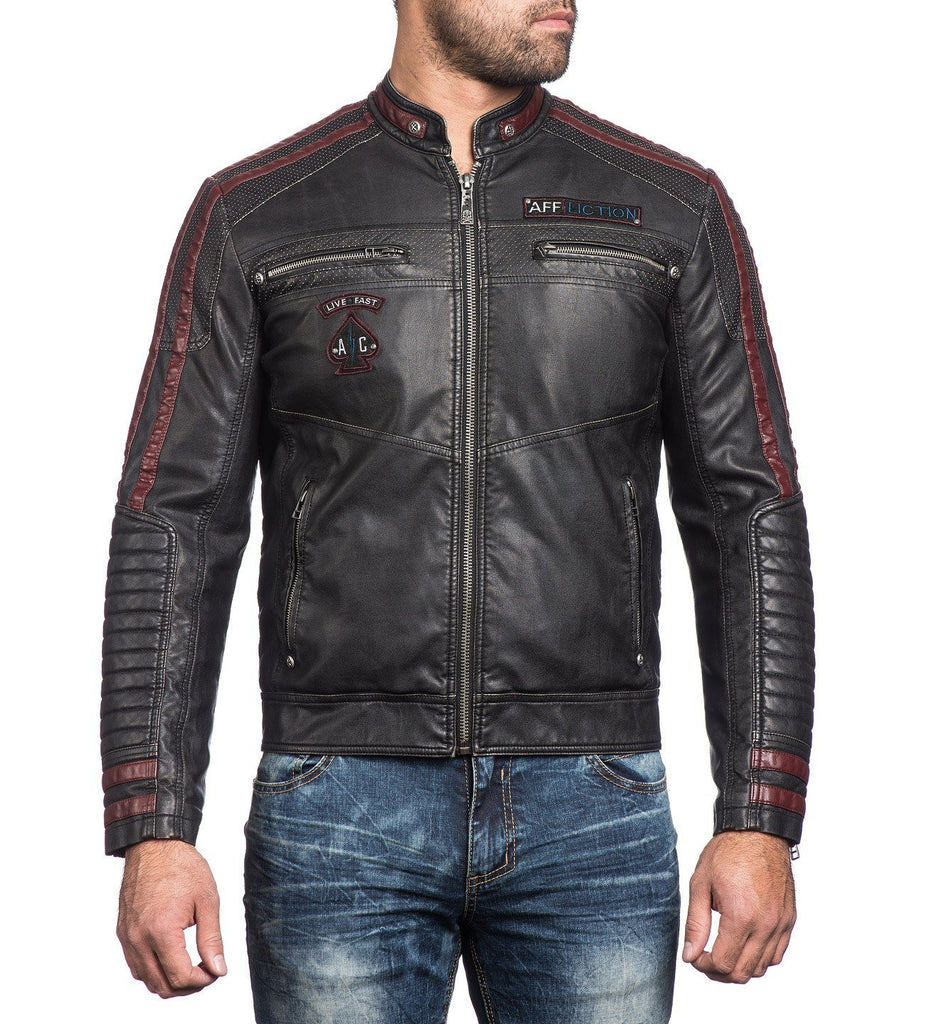 Mens Jackets - Street Fighter