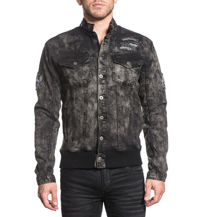 Too Fast For Love - Mens Jackets - Affliction Clothing