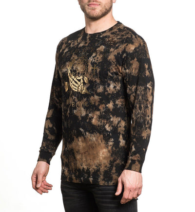 Forever Lasting - Mens Long Sleeve Tees - Affliction Clothing