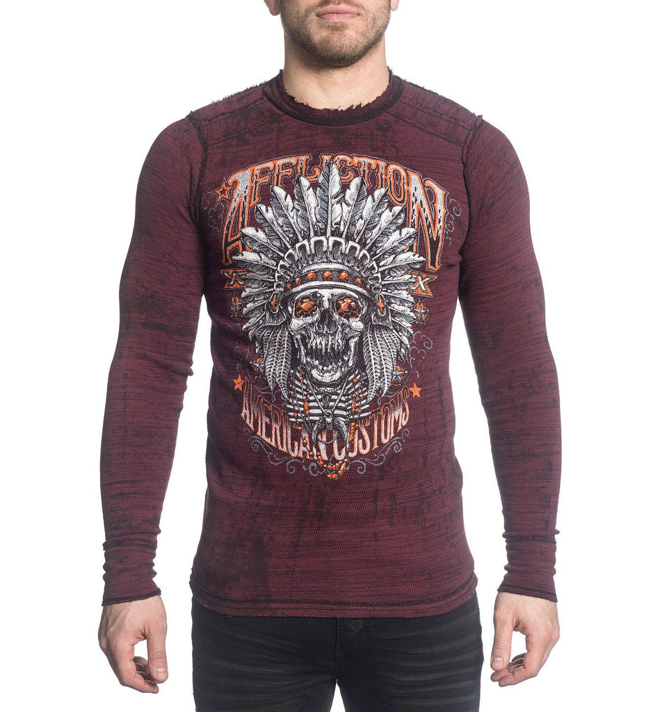 Mens Long Sleeve Tees - Minds Eye